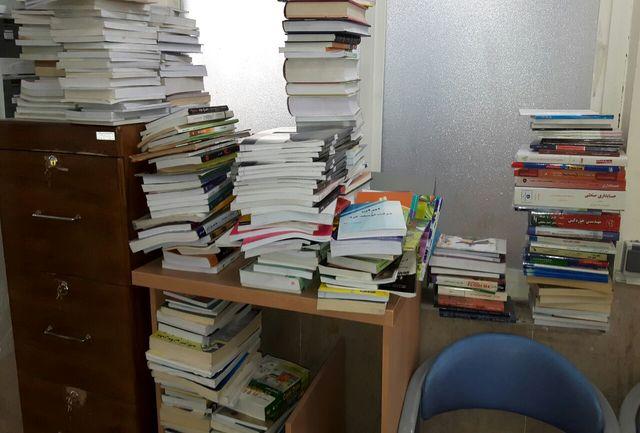 اهدای 1400 جلد کتاب به کتابخانه های عمومی شهرستان قدس