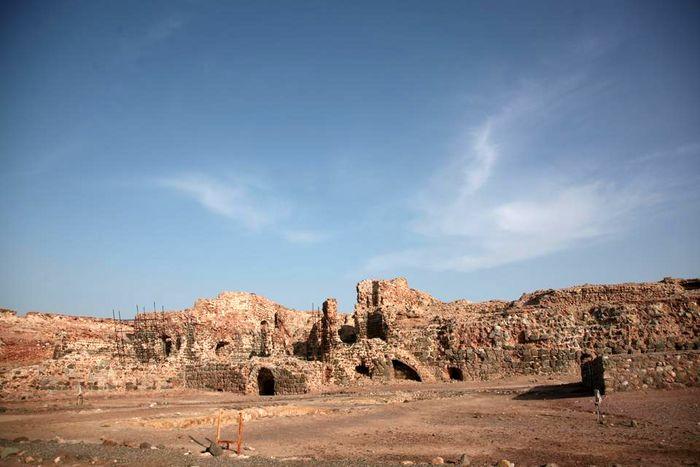 تخصیص 30 میلیارد ریال اعتبار برای مرمت و بازسازی قلعه پرتغالی های جزیره هرمز