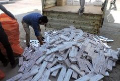 دپوی 660 هزار نخ سیگار قاچاق در بستک