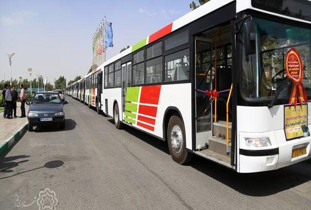 نصب و راهاندازی کارواش مکانیزه اتوبوسهای شهری در قم