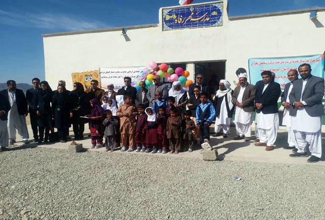 113 مدرسه دهه فجر در سیستان و بلوچستان افتتاح شد