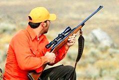 شکارچیان غیر مجاز در دام پلیس شیراز گرفتار شدند