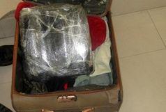دستگیری مسافر اتوبوس با 10 کیلوگرم تریاک