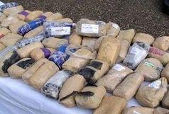 یک تن و ۶۲۴ کیلو مواد مخدر در یک درگیری مسلحانه کشف شد