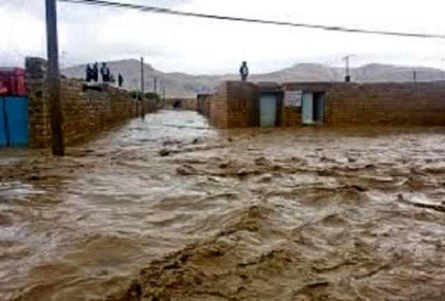 تیمهای برآورد خسارت سیل فعالیت خود در نیکشهر آغاز کنند