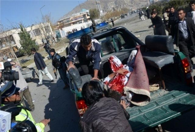 انفجار انتحاری در کابل نوزده کشته بر جای گذاشت