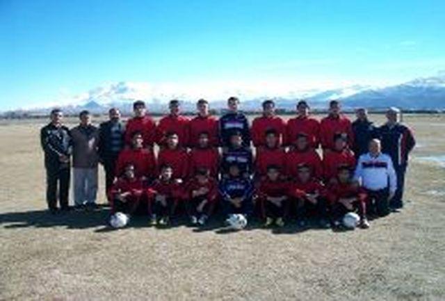صعود جوانان گهر دورود به لیگ برتر فوتبال ایران