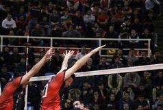 تیم لیگ برتری شهرداری ارومیه همچنان روی نوار ناکامی