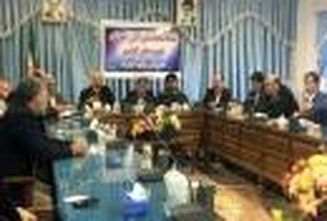 سومین جلسه ستاد ساماندهی امور جوانان شهرستان کوثر