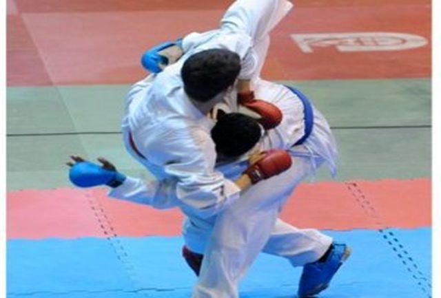 کاراته کاران خلخال به تاتامی سلام کردند