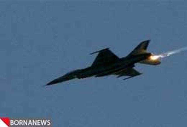 حمله هوایی جنگنده های اسرائیل به جنوب غزه