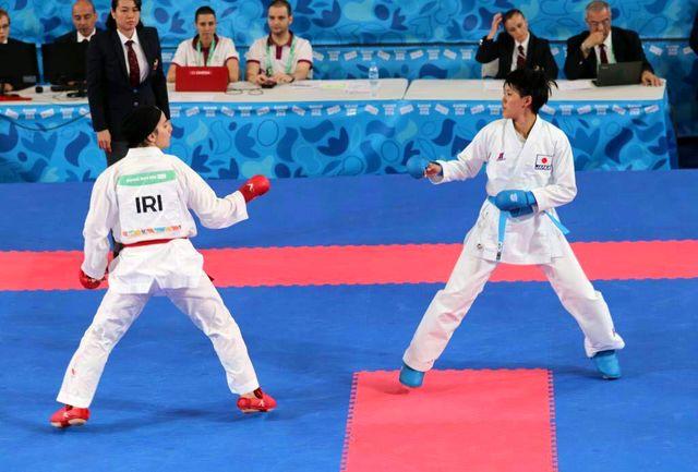 سومین دوره بازیهای المپیک جوانان-2018 بوینسآیرس؛ یک تساوی و یک برد ارزشمند برای آلتونی در کاراته