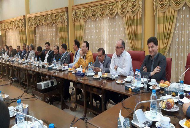 انتخاب رئیس هیأت تکواندو لرستان به عنوان نماینده تکواندو منطقه 4 کشور
