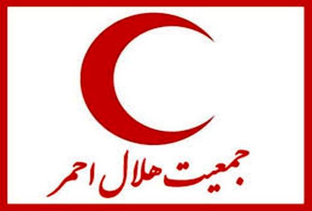 امداد رسانی هلال احمر ایلام به ۱۴۵ زائر مصدوم در اربعین حسینی