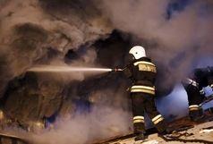 11کشته در آتشسوزی مرگبار