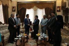 آلمان می تواند اراده واقعی اروپا برای ارتباط با ایران توام با حسن نیت را نشان دهد/وزیر مختار سفارت آلمان: مصمم به توسعه همکاری ها با ایران هستیم