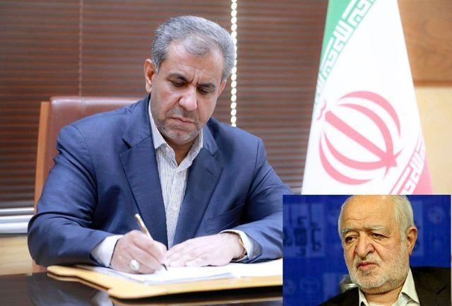 استاندار قزوین درگذشت سید علی نکویی زهرایی را تسلیت گفت