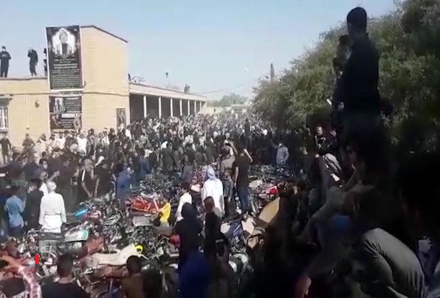 دستگیری افرادی که در تشییع جنازهها تیراندازی میکردند