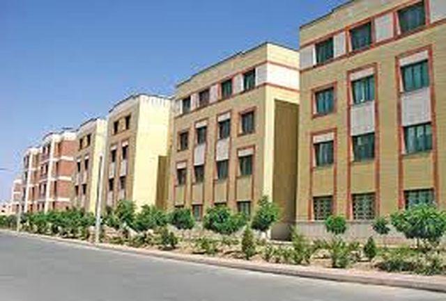 افتتاح شش واحد منزل مسکونی در تایباد