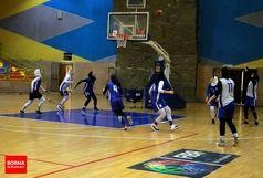شکست دختران بسکتبالی آبادان در اولین دیدار رده بندی