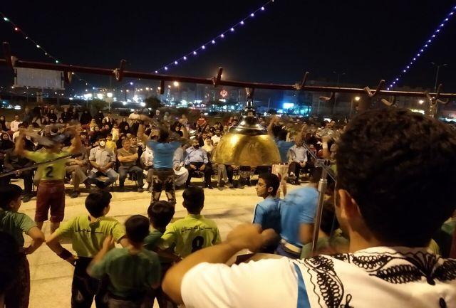 همایش بزرگ  مردمی شهر زاهدان برگزار شد