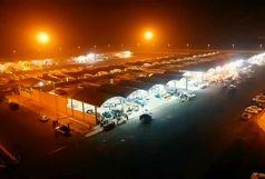 با دستور رئیس جمهور میدان بزرگ میوه و ترهبار شهرداری بندرعباس رسما افتتاح شد