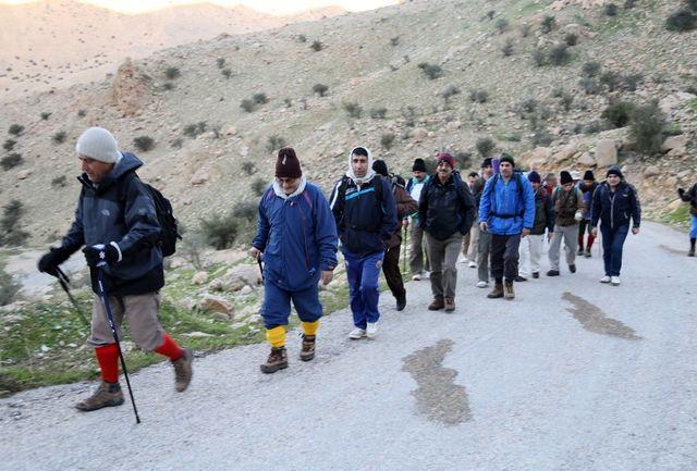 140 نفر زیر پوشش بیمه ورزشی کوهنوردی در خراسان جنوبی هستند