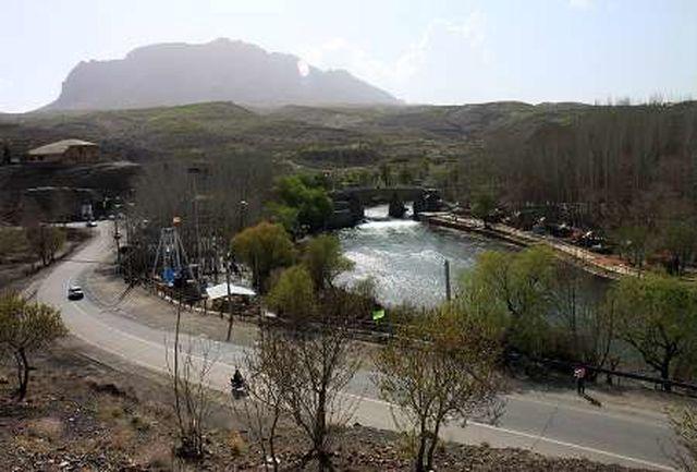 خروج 80 درصد بارش های چهارمحال و بختیاری از استان