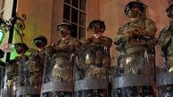 3600 نیروی گارد ملی در 16 ایالت فعال شدند