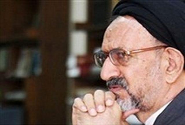 مرحوم طباطبایی با مشاهده خاک ایران اشک ریخت