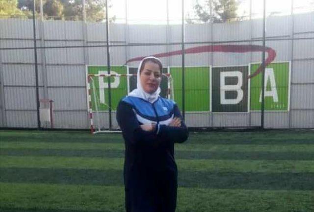 خانواده ها به فوتبال دختران نگاه مثبتی پیدا کردهاند/ فوتبال بانوان اسیر باندبازی شده است