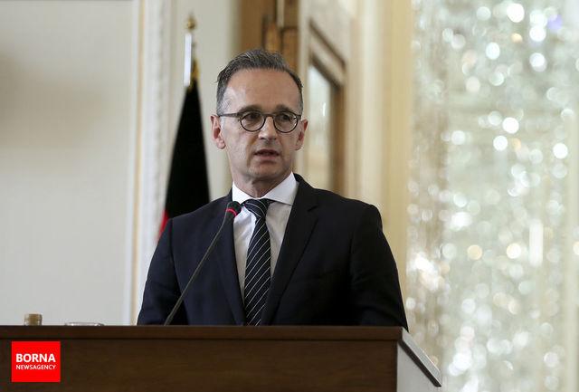 وزیر امور خارجه آلمان بلافاصله بعد از بازگشت از ایران راهی آمریکا شد