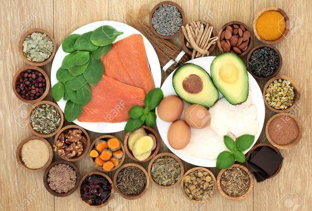 خوراکی های حاوی ویتامین D برای پیشگیری از ویروس کرونا