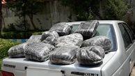 کشف 136 کیلو گرم تریاک لفاف دار در خوزستان