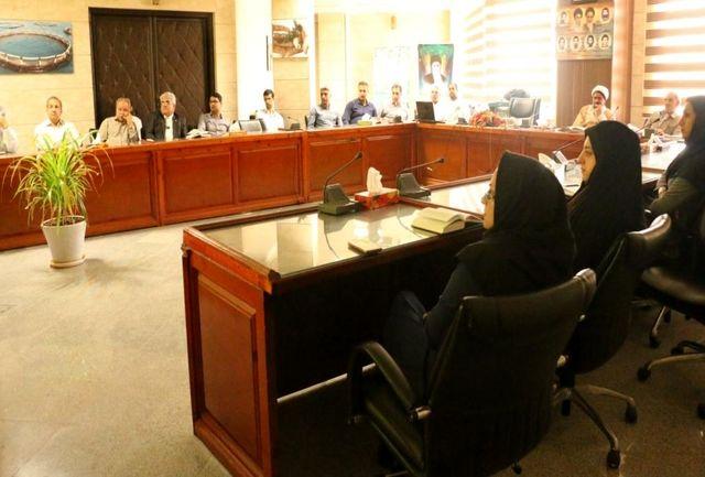 برگزاری دوره آموزشی تفسیر قرآن در اداره کل شیلات هرمزگان
