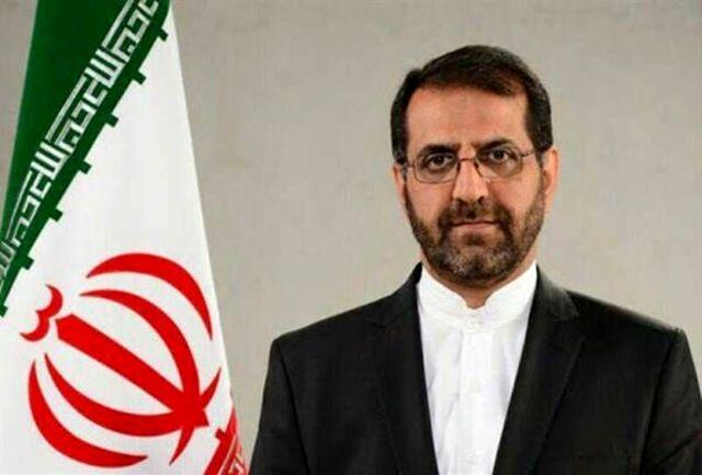 سفیر ایران در عمان بر توسعه همکاریهای اقتصادی تهران - مسقط تاکید کرد