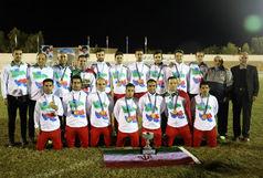 گزارش وب سایت فدراسیون جهانی فوتبال معلولین از رقابتهای قهرمانی آسیا-اقیانوسیه