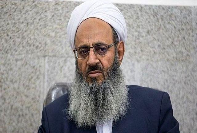 مولوی عبدالحمید اسماعیل زهی حادثه تروریستی چابهار را محکوم کرد