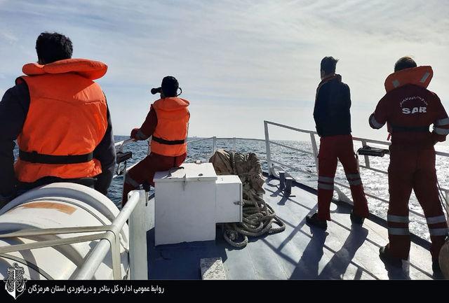ارائه خدمت ازگستره آبی خلیج فارس تا دریای عمان