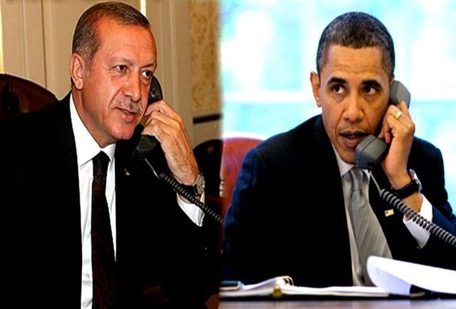 ابراز همدردی اوباما با دولت و مردم ترکیه
