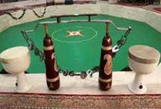 کرمان قهرمان مسابقات زورخانهای نوجوانان کشور