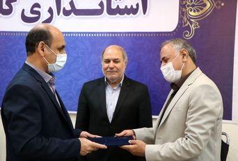 سفر معاون حقوقی ،امور مجلس و استانها وزارت ورزش و جوانان به گلستان