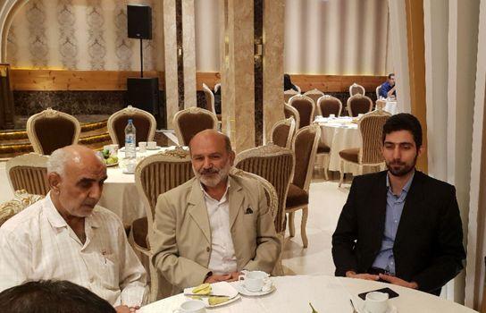 گرامیداشت روز خبرنگار  در سازمان بسیج اصناف