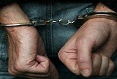 سارق موبایل دستگیر شد