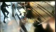 حمله خونین سارقان مسلح به ۲ طلافروشی در اهواز