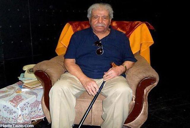 پایه گذار تئاتر اصفهان درگذشت
