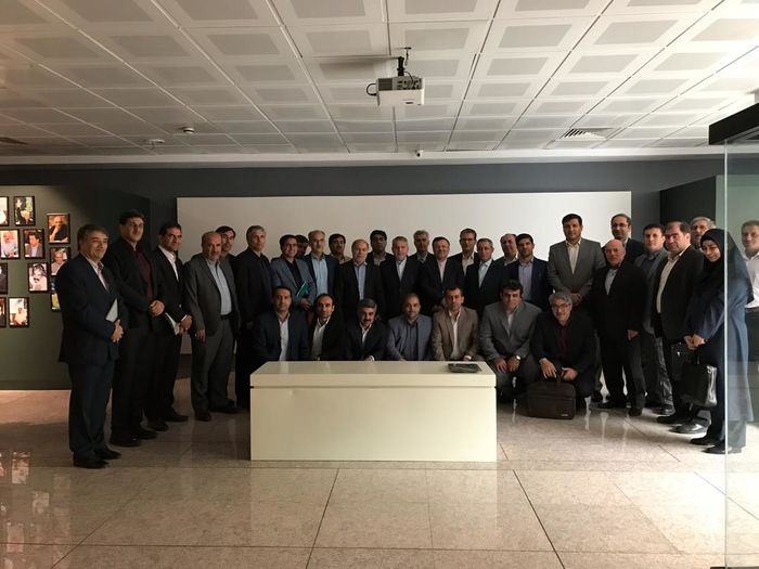مدیران اداره کل ورزشوجوانان استانهای کشور از موزه ملی ورزش بازدید کردند