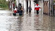 اعلام آمادگی کامل جمعیت هلال احمر استان گیلان در پی بارش باران استان