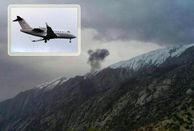 هواپیمای نیروی هوایی ترکیه، برای انتقال قربانیان سانحه هوایی در شهرکرد به زمین نشست