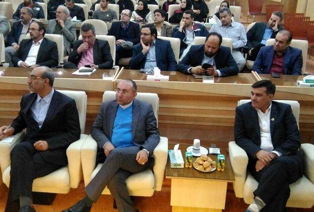 حسن پسندیده مدیر کل حفاظت محیط زیست استان قزوین شد